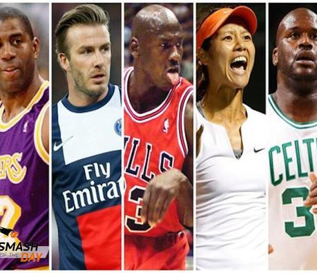 Et du côté des sportifs retraités, quel est le plus riche?