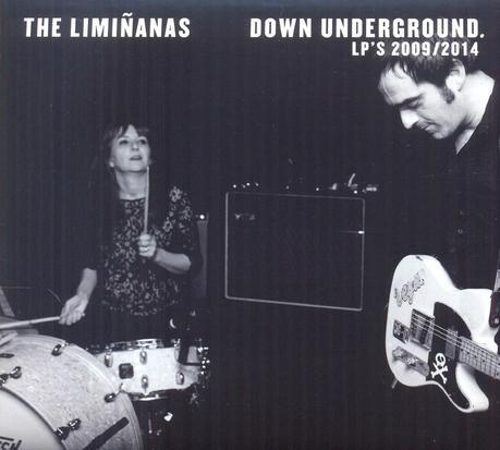 The Liminanas - Down underground - LP's 2009 2014