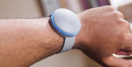 WristBoom: Après la montre connectée, voici le haut-parleur au poignet
