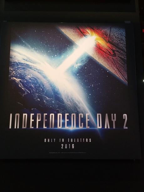 Une affiche et un synopsis pour Independance Day 2 !