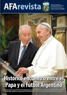 Le Pape refuse la corruption dans le football aussi [Actu]
