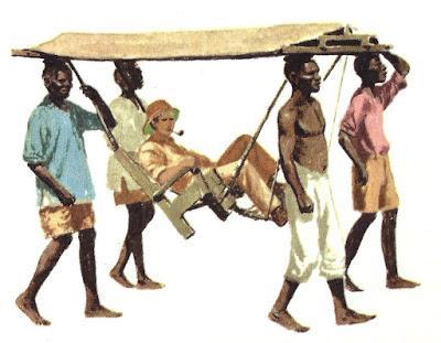 Les moyens de transport en Afrique
