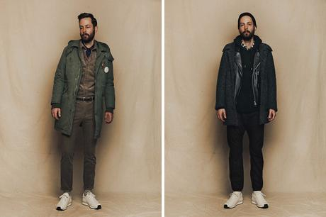 MR. OLIVE – F/W 2015 COLLECTION LOOKBOOK