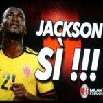 Jackson Martinez a Milan