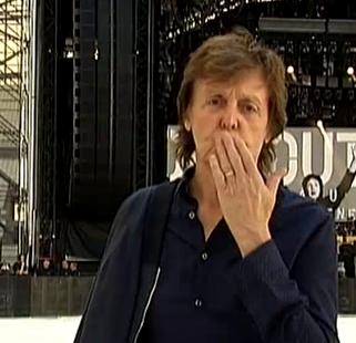 Paul McCartney Stade France