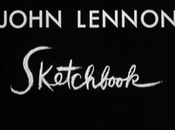 film d'animation créé partir dessins John Lennon