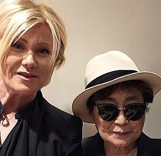 Yoko Ono est de retour!