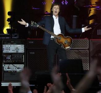 Paul McCartney au Stade de France : la magie Beatles toujours vivante
