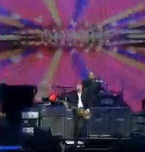 McCartney et les inoxydables tubes des Beatles au Stade de France