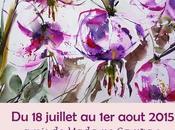 Aquarelles Sainte-Marie Campan 17ème édition