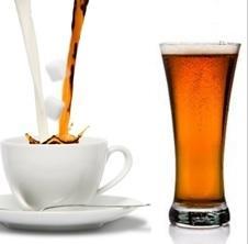 visuel cafe et biere