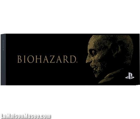 Console Resident Evil PS4 Officielle