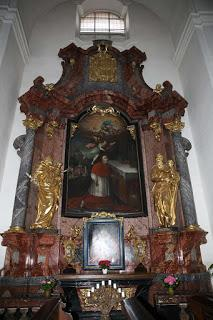 Visiter: L'église St Benoît de Hradčany