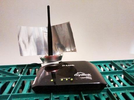 Comment améliorer le signal Wi-Fi à l'aide d'une canette en aluminium?