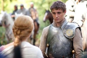 Série TV : « The White Queen » (BBC)