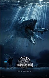 Cinéma Jurassic World / C'est qui les plus forts?
