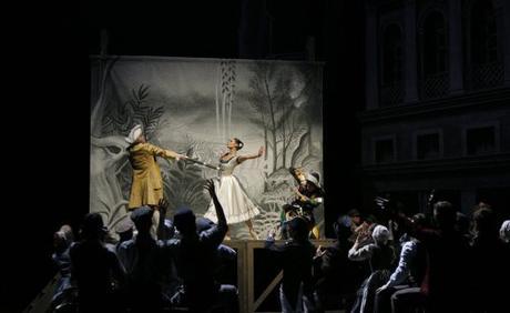Opéra national de Paris © Sébastien Mathe/OnP