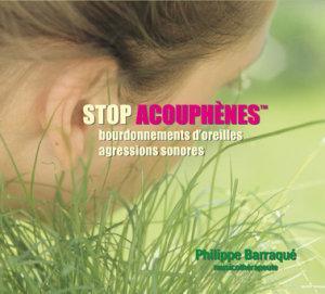 CD Stop Acouphènes classé huitième meilleure vente - Philippe Barraqué