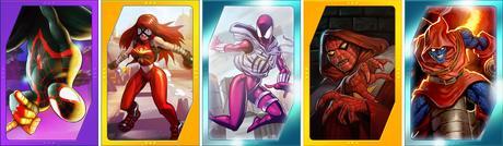 Le N° 6 de Spider-Man Unlimited sur iPhone est arrivé