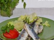 Sardines farcies herbes.