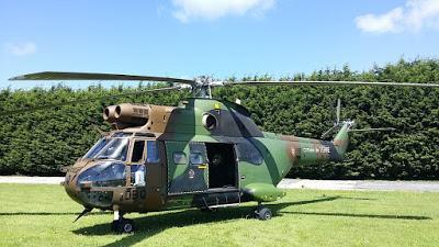 Hélicoptère PUMA