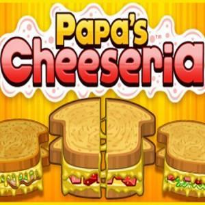 Préparez votre meilleur sandwich dans Papa's Cheeseria !