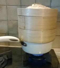 cuisson à la vapeur