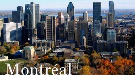 Montréal  j'adore !!!