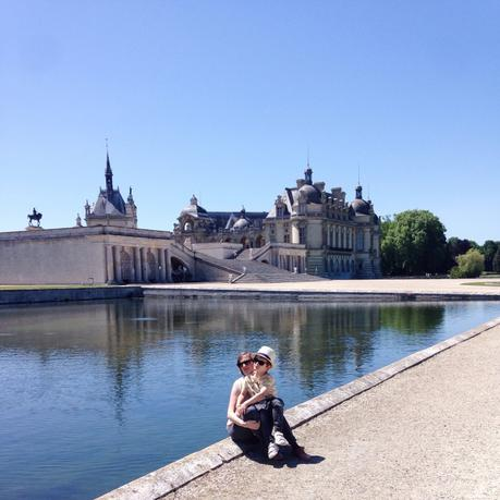 domaine de chantilly,chateau de chantilly