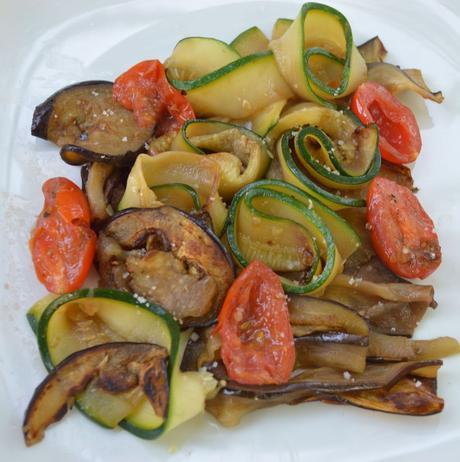 Salade de légumes grillés à la plancha Eno®