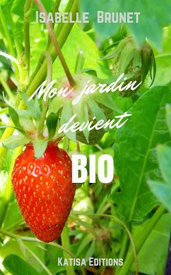 La couverture de mon nouveau livre Mon jardin devient bio