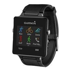 GARMIN VIVOACTIVE SMARTWATCH GPS [NOIR]La smartwatch GPS pour le sport, le loisir et le travail. Cette smartwatch GPS offre des applications sportives pour la course à pied, le vélo, le golf, la natation et les activités quotidiennes. Couplée à votre...