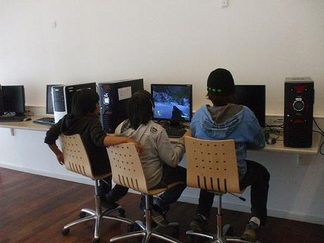 Mondoblogueur des cybercafés