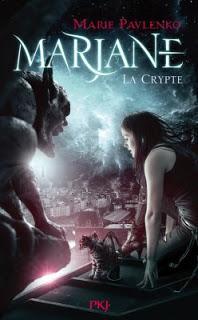 Marjane tome 1 : La crypte de Marie Pavlenko
