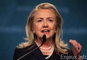 Etats-Unis : Hillary Clinton entre en campagne
