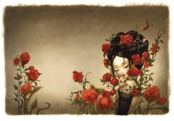 Un illustrateur, des illustrations- Spécial Benjamin Lacombe {17}