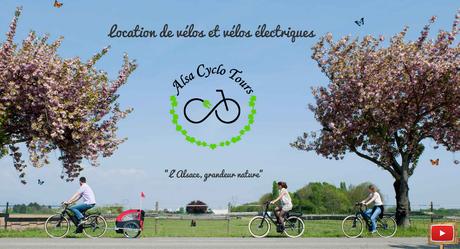 En louant des vélos électriques, profitez du charme de l'Alsace en toute tranquillité !