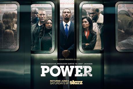 Yummy Boy : Omari Hardwick de la série Power !