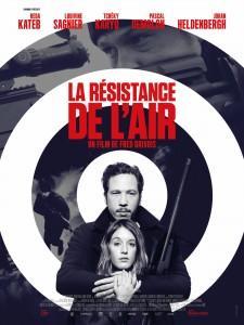 La Résistance de l'air ( 2014) de Frédéric Grivois