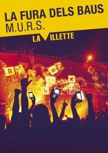 [INVITATIONS] La Fura Dels Baus – M.U.R.S., smartshow