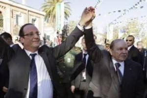 Algérie : Abdelaziz Bouteflika s'assure le soutien de la France