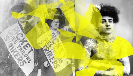 sexisme, femme forte, revolution de la femme