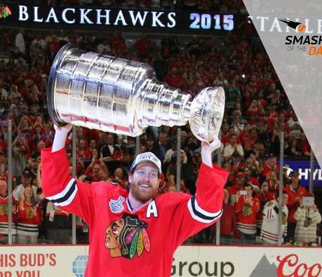 La Stanley Cup atterrit dans la « Windy City »