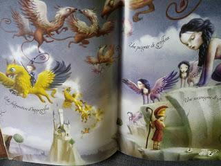 Un empyrée de Dragons - Ou comment désigner les groupes de créatures magiques