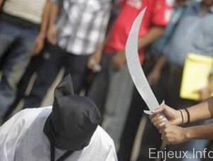 L'Arabie Saoudite franchit le seuil de 100 exécutions en 2015