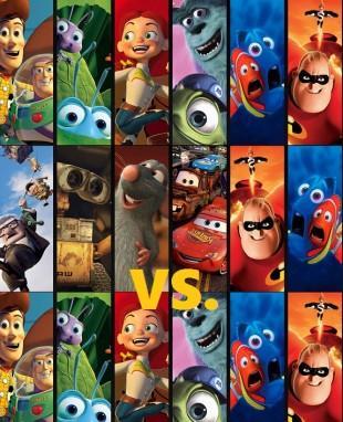 [Le choix du spectateur] Quel est votre Pixar préféré ?