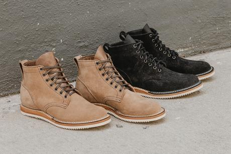 3SIXTEEN X VIBERG – S/S 2015 COLLECTION