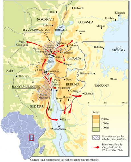 News Afrique : le Burundi au bord du chaos !