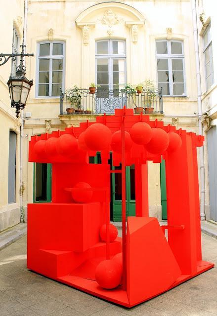 À Montpellier en touriste, au Festival des Architectures Vives (La Dixième)