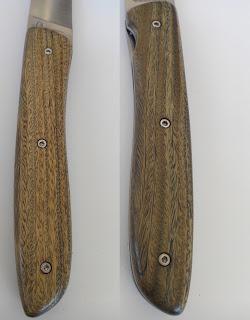 Enfin, un nouveau couteau